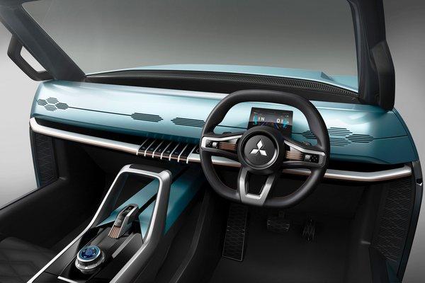 2019 Mitsubishi MI-Tech Interior