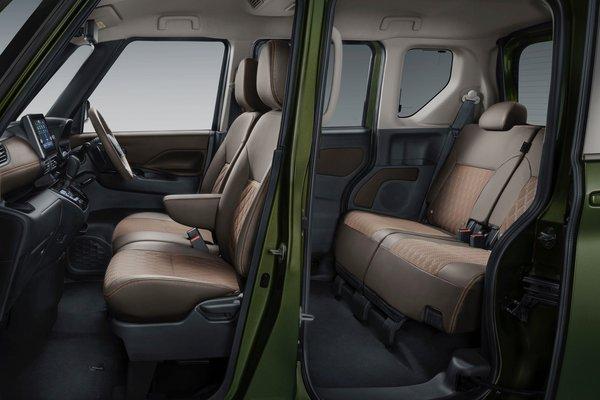 2019 Mitsubishi Super Height K-Wagon Interior
