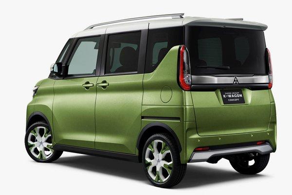 2019 Mitsubishi Super Height K-Wagon