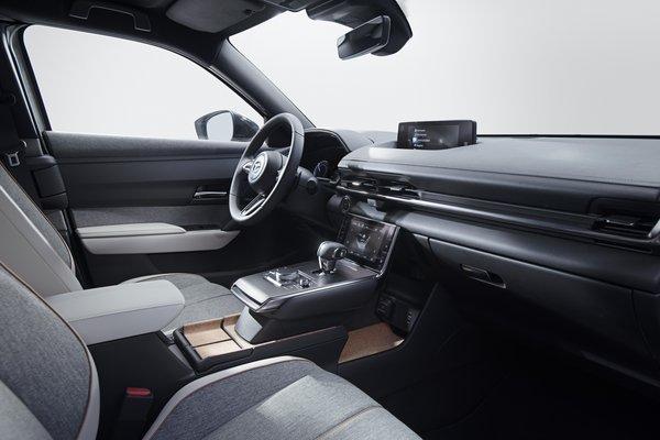 2020 Mazda MX-30 Interior