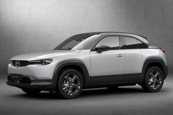 2020 Mazda MX-30