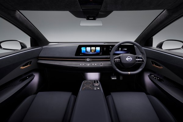 2019 Nissan Ariya Interior