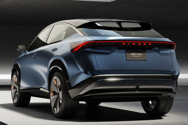 2019 Nissan Ariya