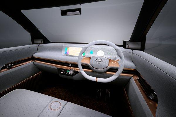 2019 Nissan IMk Interior
