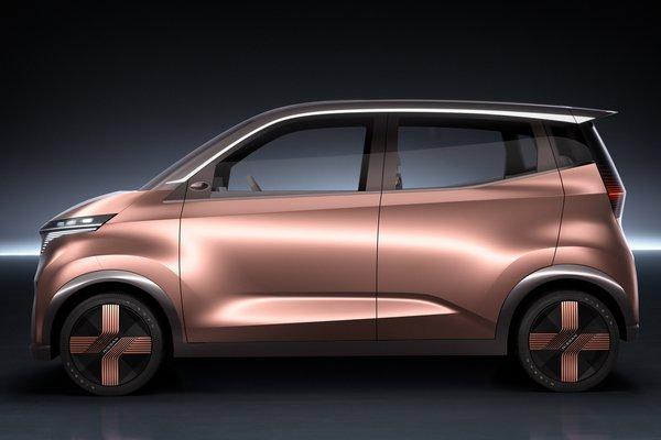 2019 Nissan IMk