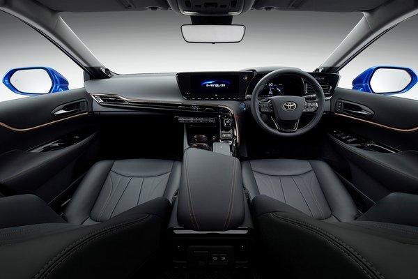 2019 Toyota Mirai Concept Interior