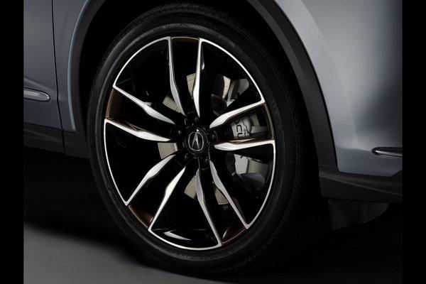 2020 Acura MDX Prototype Wheel