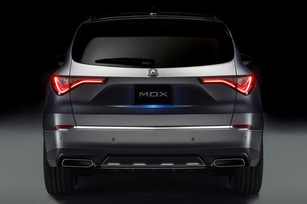 2020 Acura MDX Prototype