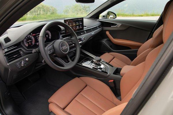2020 Audi A4 allroad quattro Interior