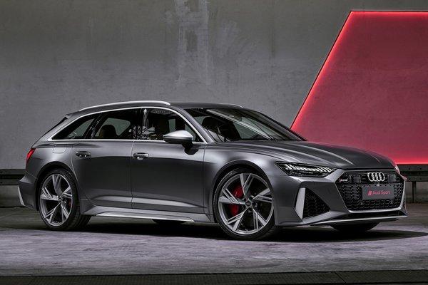2020 Audi A6 RS 6 Avant