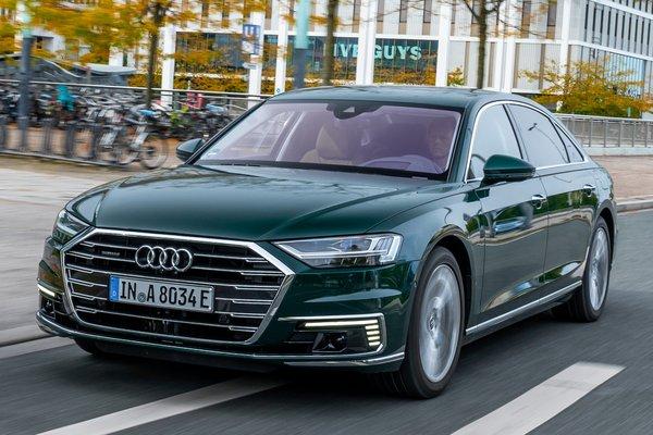 2020 Audi A8 60 TFSI e