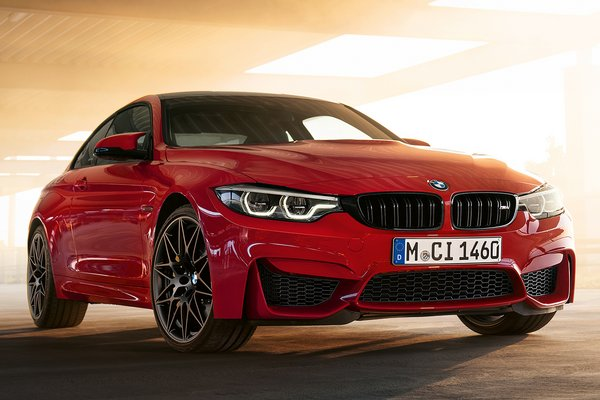 2020 BMW 4-Series coupe M4 ///M Heritage edition