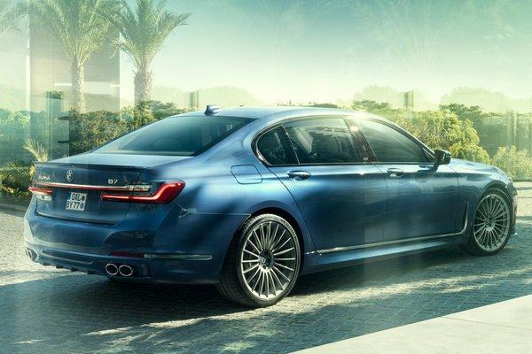 2020 BMW 7-Series Alpina B7 xDrive