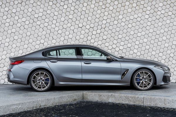 2020 BMW 8-Series Gran Coupe