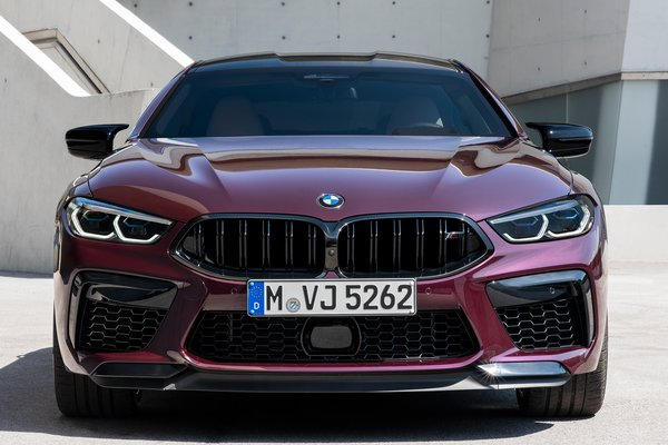 2020 BMW 8-Series M8 Gran Coupe Competition