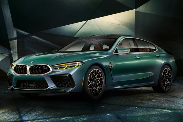 2020 BMW 8-Series M8 Gran Coupe First Edition