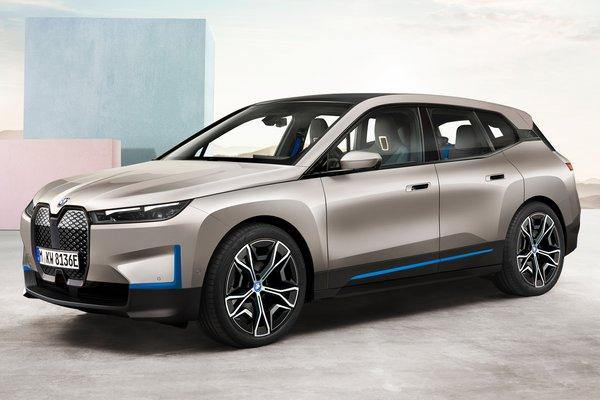 2020 BMW iX