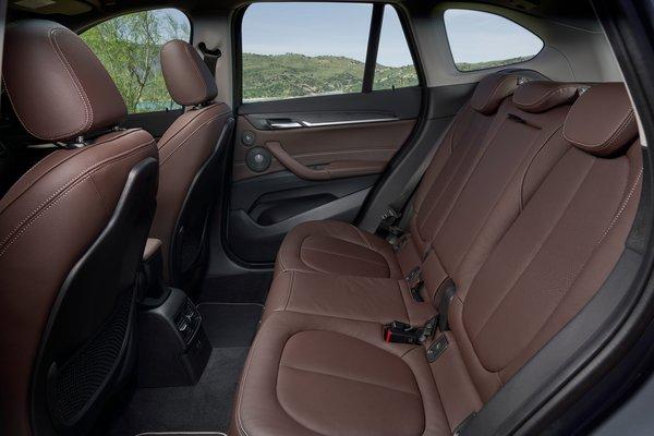 2020 BMW X1 Interior