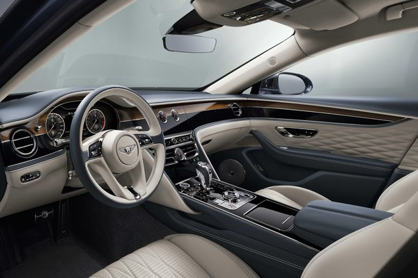 2020 Bentley Flying Spur Interior