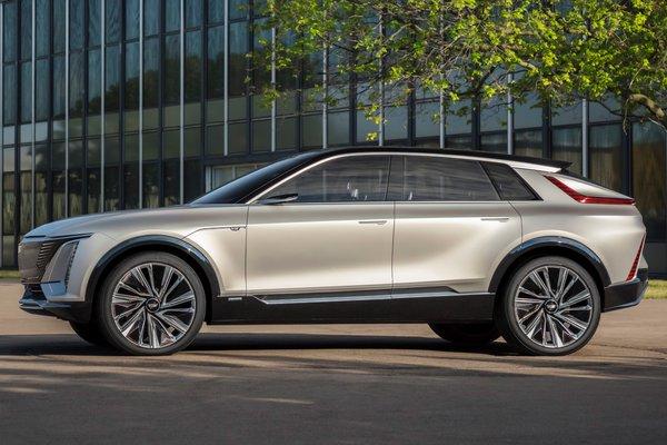 2020 Cadillac Lyriq