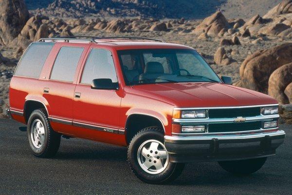 1995 Chevrolet Tahoe 4d