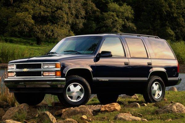 1999 Chevrolet Tahoe 4d