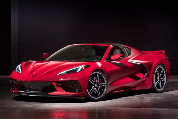 2020 Chevrolet Corvette Stingray Coupe