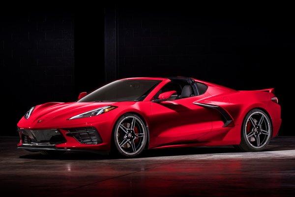 2020 Chevrolet Corvette Coupe