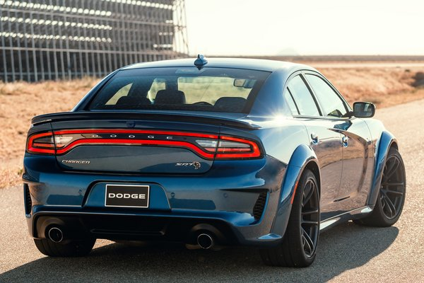 2020 Dodge SRT Hellcat Widebody