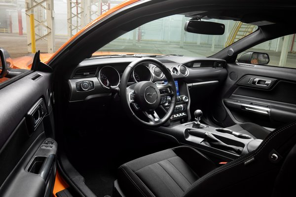2020 Ford Mustang Ecoboost High Performance Package Interior