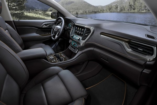 2020 GMC Acadia AT4 Interior