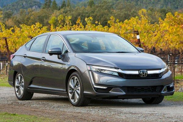 2020 Honda Clarity PHEV