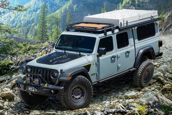 2020 Jeep Gladiator Farout