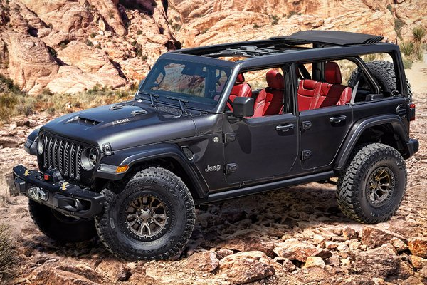 2020 Jeep Wrangler Rubicon 392