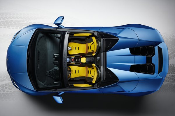 2020 Lamborghini Huracan Evo Spyder RWD