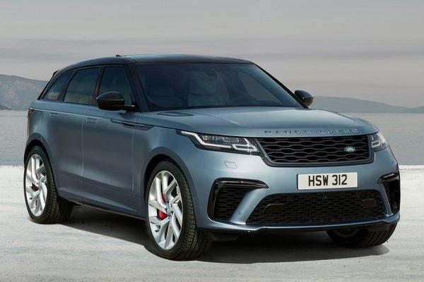 2020 Land Rover Range Rover Velar SVAutobiography Dynamic