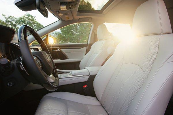 2020 Lexus RX 450h L Interior