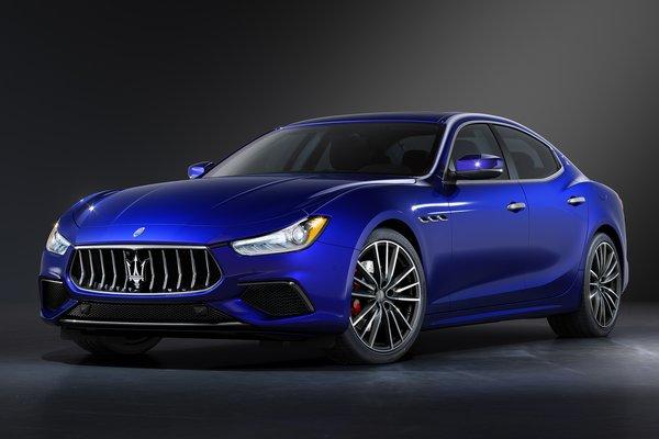 2020 Maserati Ghibli GT Sport Package