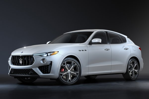 2020 Maserati Levante GT Sport Package