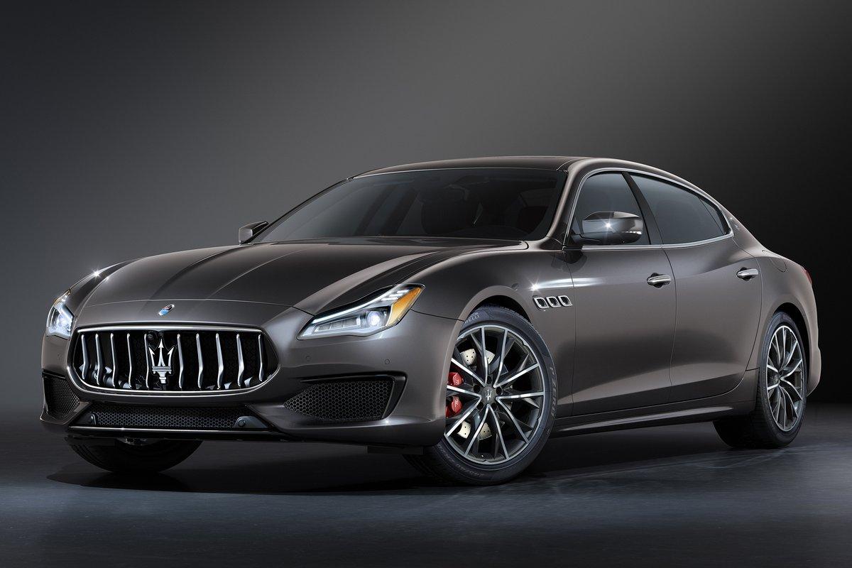 2021 Maserati Quattroporte pictures