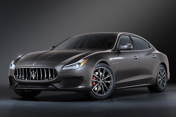 2020 Maserati Quattroporte GT Sport Package