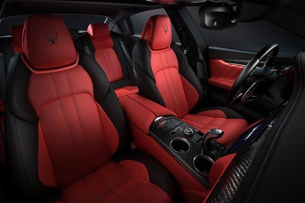 2020 Maserati Quattroporte Edizione Ribelle Interior