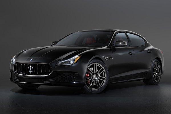 2020 Maserati Quattroporte Edizione Ribelle