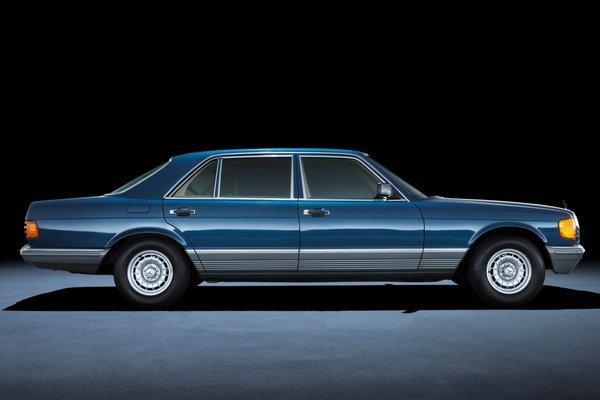 1982 Mercedes-Benz 500 SEL