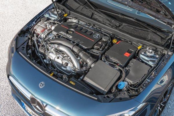 2020 Mercedes-Benz A-Class  A 35 AMG Engine