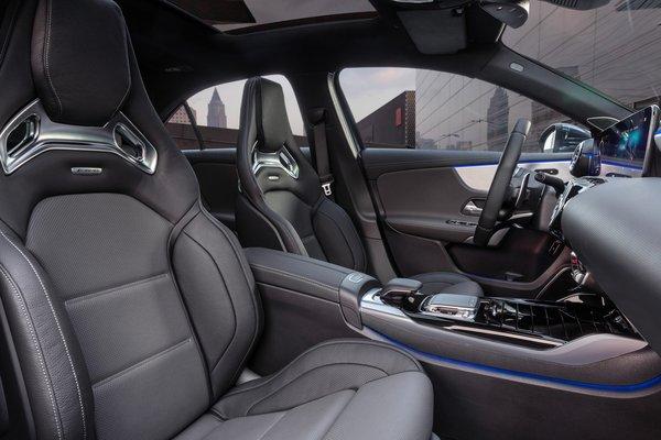 2020 Mercedes-Benz A-Class A 35 AMG Interior