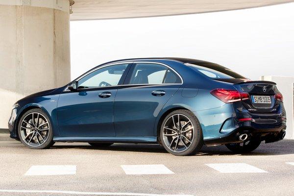 2020 Mercedes-Benz A-Class A 35 AMG