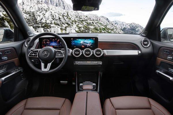 2020 Mercedes-Benz GLB-Class Interior