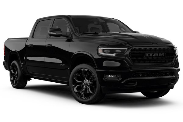 2020 Ram 1500 Crew Cab Limited Black Edition