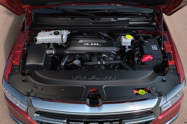 2020 Ram 1500 Quad Cab Engine